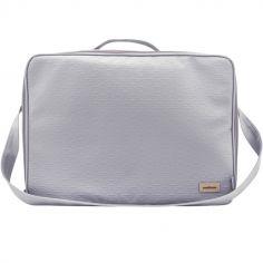 Valise de maternité Luxy gris