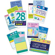 Cartes souvenirs Cartes pour future maman