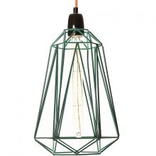Lampe baladeuse Diamond 5 bleue  par FilamentStyle