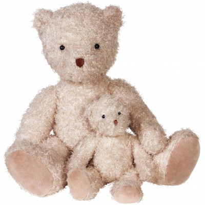 Peluche petit ours (19 cm) Moulin Roty