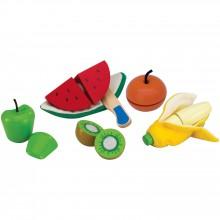Lot de fruits à éplucher  par Wonderworld