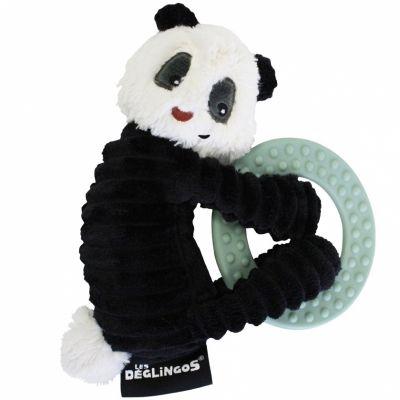 Anneau de dentition Rototos le panda  par Les Déglingos
