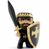 Figurine chevalier armé King Drak (11 cm) - Djeco