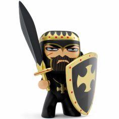 Figurine chevalier armé King Drak (11 cm)