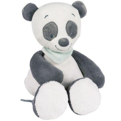 Peluche panda Loulou (24 cm) Nattou