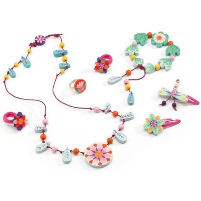 Bijoux paradis des fleurs Djeco