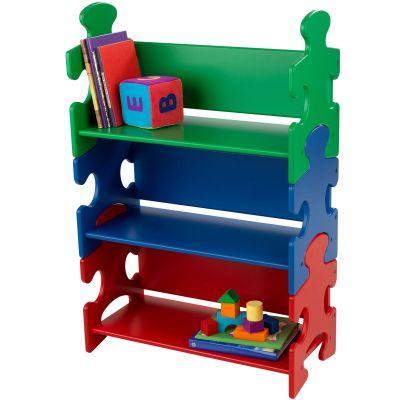 Bibliothèque enfant Puzzle multicolore  par KidKraft