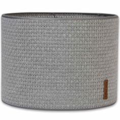 Abat-jour Robust Maille gris (30 cm)