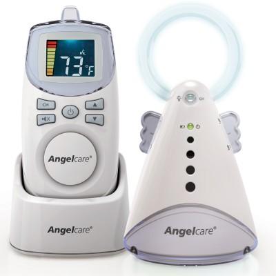 Moniteur bébé audio avec veilleuse (modèle AC420)   par Angelcare