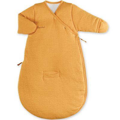 Gigoteuse Magic Bag chaude Cadum ocre jaune TOG 3 (60 cm)  par Bemini