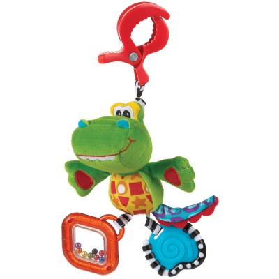 Jouet nomade Snappy le crocodile Playgro
