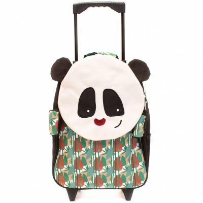 Valise trolley Rototos le panda  par Les Déglingos