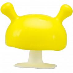 Champignon de dentition jaune