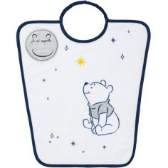 Bavoir élastique Disney Winnie l'ourson