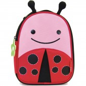 Sac isotherme Zoo coccinelle rouge - Skip Hop