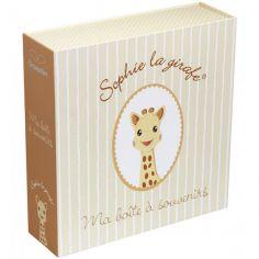 Coffret souvenirs phosphorescent Sophie la Girafe