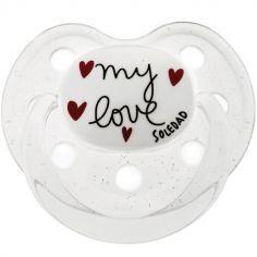 Sucette bébé physiologique My love (6 mois et +)