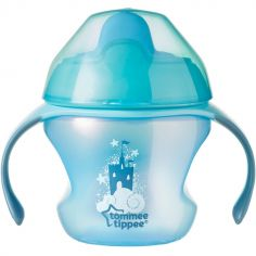 Tasse d'apprentissage Explora bleue (150 ml)