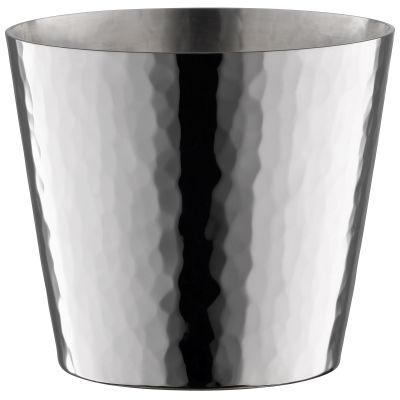 Timbale Martelé en métal argenté personnalisable (6,3 cm)  par Robbe & Berking