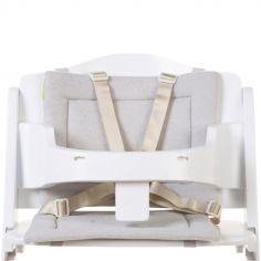 Coussin pour chaise haute Lambda Kitgrow éponge gris