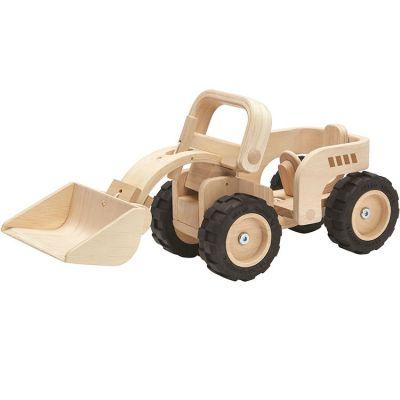 Bulldozer (37,5 cm) Plan Toys