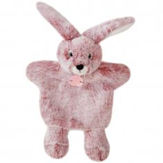 Peluche marionnette Lapin Sweety Mousse (25 cm)