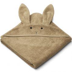 Cape de bain Albert Rabbit Oat (70 x 70 cm)