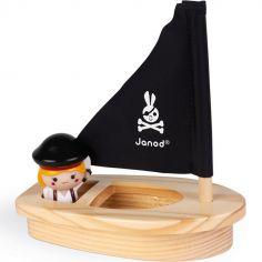 Jouet de bain Cap'taine Melo et son navire