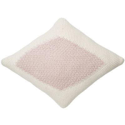 Coussin losange Candy Vanilla rose (30 x 40 cm) Lorena Canals