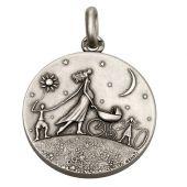 Grande Médaille Ronde de la vie (argent 950°) - Monnaie de Paris