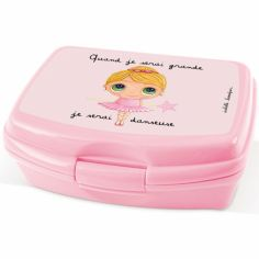Lunch box Je serai danseuse
