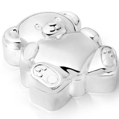 Boîte à dents Ours avec coeur  par Zilverstad