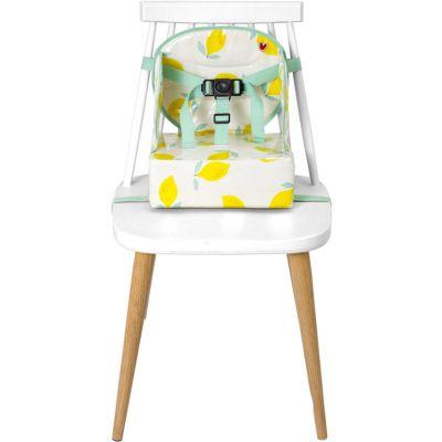 Réhausseur nomade Easy Up Happy Lemon  par BabyToLove