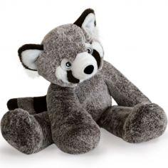 Peluche panda roux Sweety Mousse (40 cm)