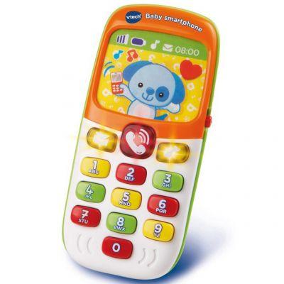 Téléphone bébé Baby smartphone bilingue  par VTech