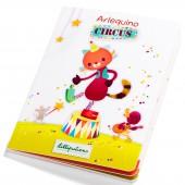Livre multi-combinaisons Arlequino circus - Lilliputiens