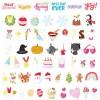Assortiment de motifs pour lightbox Let's celebrate - A Little Lovely Company