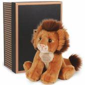 Peluche lion Prestige (20 cm) - Histoire d'Ours