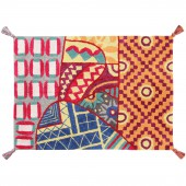 Tapis lavable indian bag multi (120 x 160 cm) - Lorena Canals
