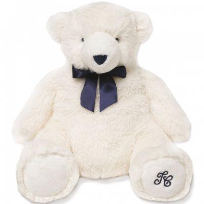 Peluche Jean l'ours blanc (30 cm) Tartine et Chocolat