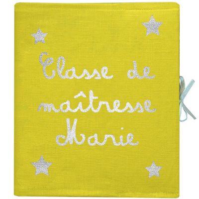 Album Photo  Maîtresse personnalisable jaune (126 pages)  par Les Griottes