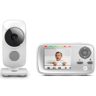 Moniteur bébé vidéo avec écran 2.8  par Motorola