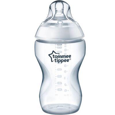 Biberon Closer to nature débit préparation épaisse (340 ml)  par Tommee Tippee