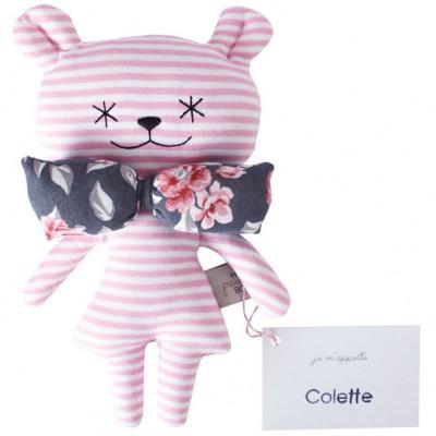 Doudou Colette (22 cm) Ma première box