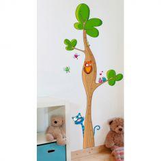 Sticker toise arbre
