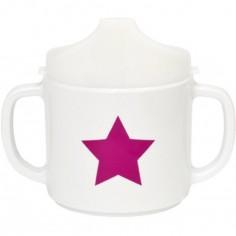Tasse à bec Starlight magenta