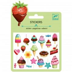 Minis stickers Sucrés