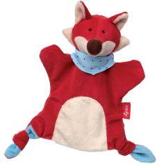 Doudou marionnette renard (23 cm)