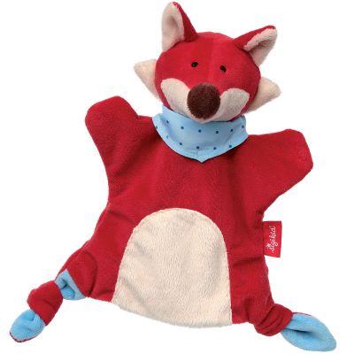 Doudou marionnette renard (23 cm)  par Sigikid