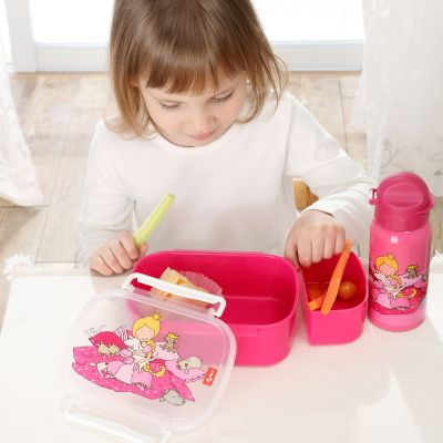Boîte à goûter Pinky Queeny  par Sigikid